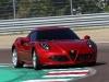 Alfa Romeo 4C - Foto ufficiali