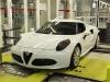 Alfa Romeo 4C - La costruzione