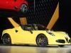 Alfa Romeo 4C Spider - Salone di Detroit 2015