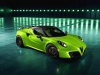 Alfa Romeo 4C verde by Pogea Racing