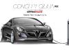 Alfa Romeo Giulia Concept by Daniele Pelligra