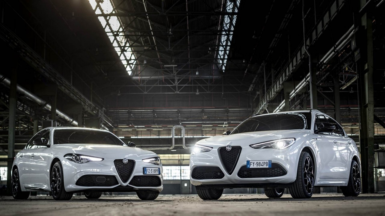 Alfa Romeo Giulia e Stelvio Ti