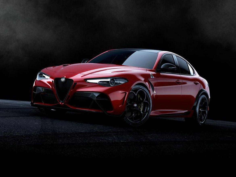 Alfa Romeo Giulia GTA e GTAm - Foto leaked