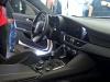 Alfa Romeo Giulia - nuove foto degli interni