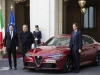 Alfa Romeo Giulia - Palazzo Chigi e Quirinale