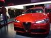 Alfa Romeo Giulia Quadrifoglio Automatica - Salone di Parigi 2016