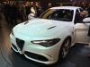 Alfa Romeo Giulia Quadrifoglio - Salone di Francoforte 2015