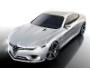 Alfa Romeo Giulia - rendering