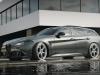 Alfa Romeo Giulia Wagon - Render 2021