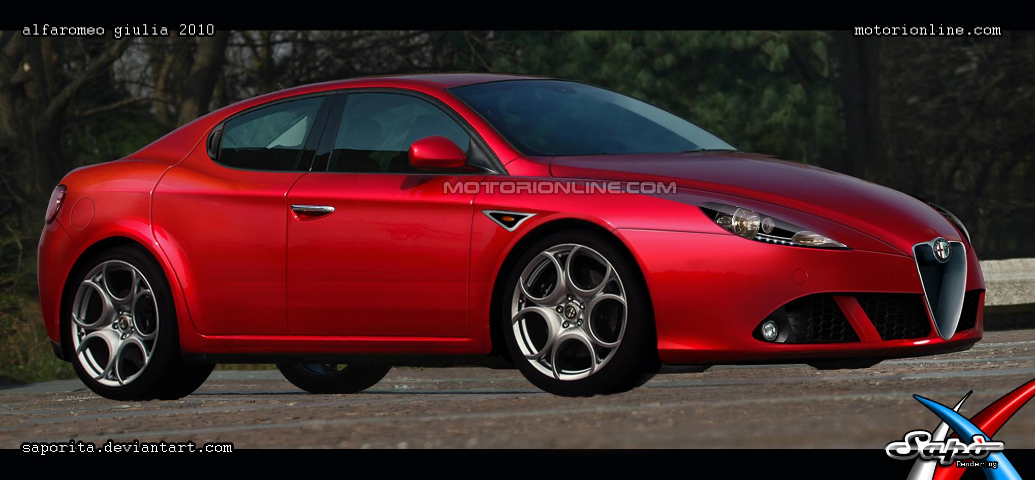 Alfa Romeo Giulia (Foto 1 di 1)