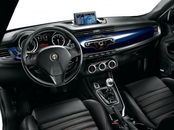 Alfa Romeo Giulietta accessori