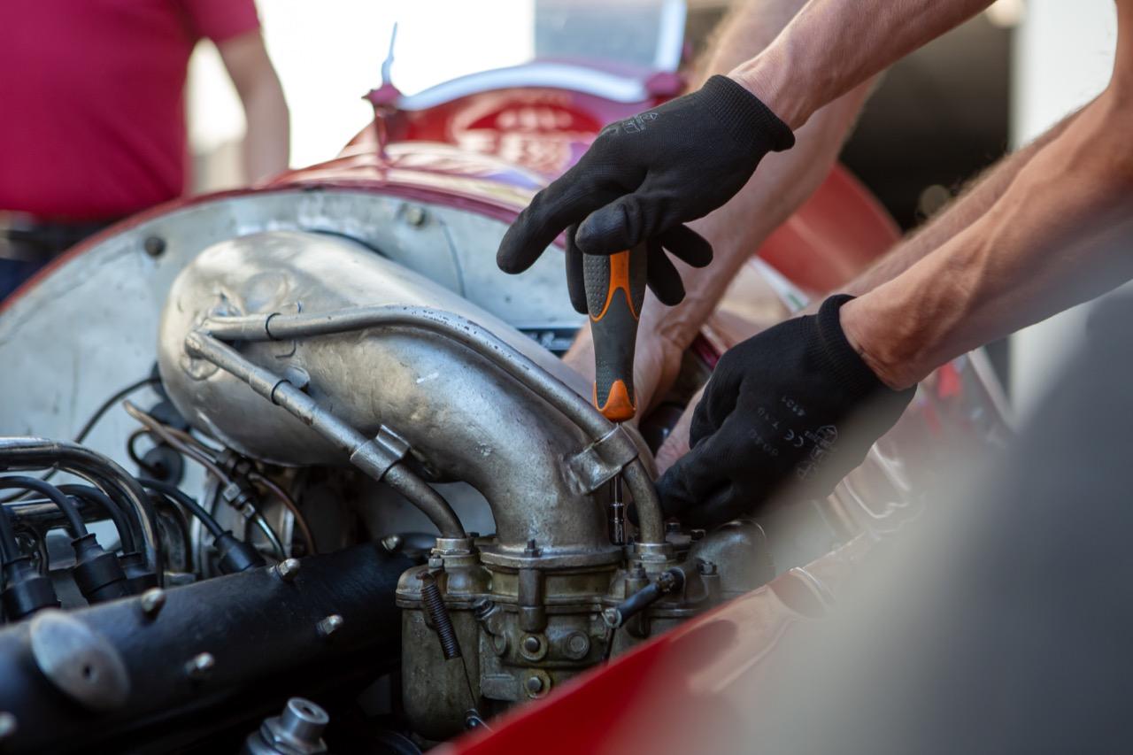 Alfa Romeo GP Tipo 159 Alfetta - anteprima GP di Gran Bretagna 2019