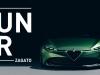 Alfa Romeo Junior Zagato - Rendering