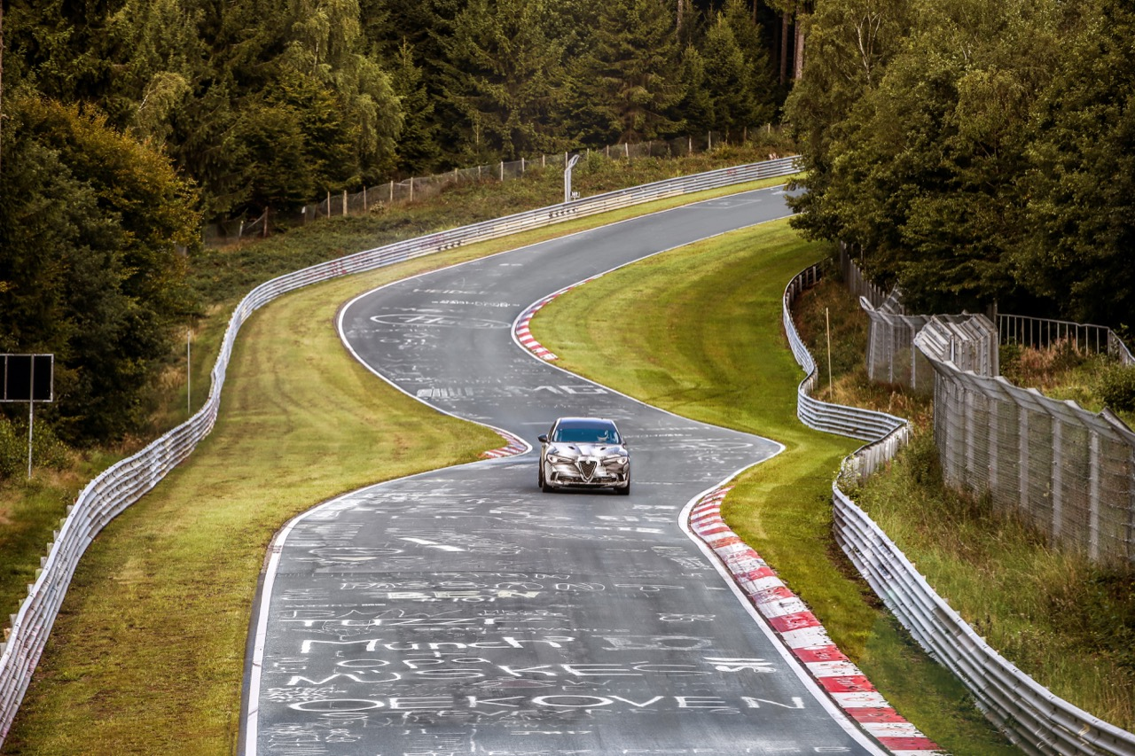 Alfa Romeo - Nurburgring Records