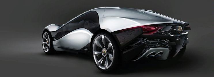 Alfa Romeo Pandion by Bertone
