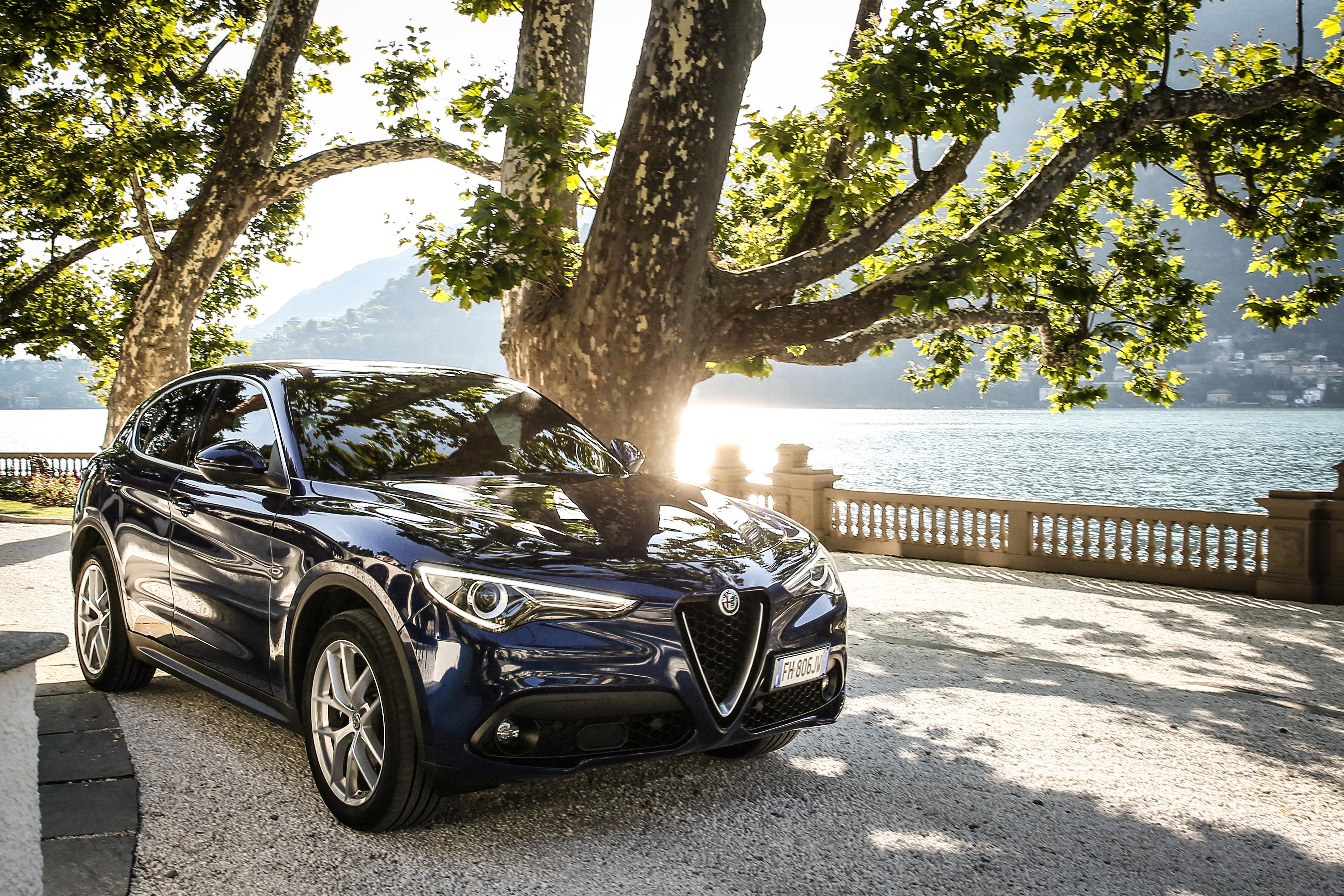 Alfa Romeo Stelvio - Drive Day