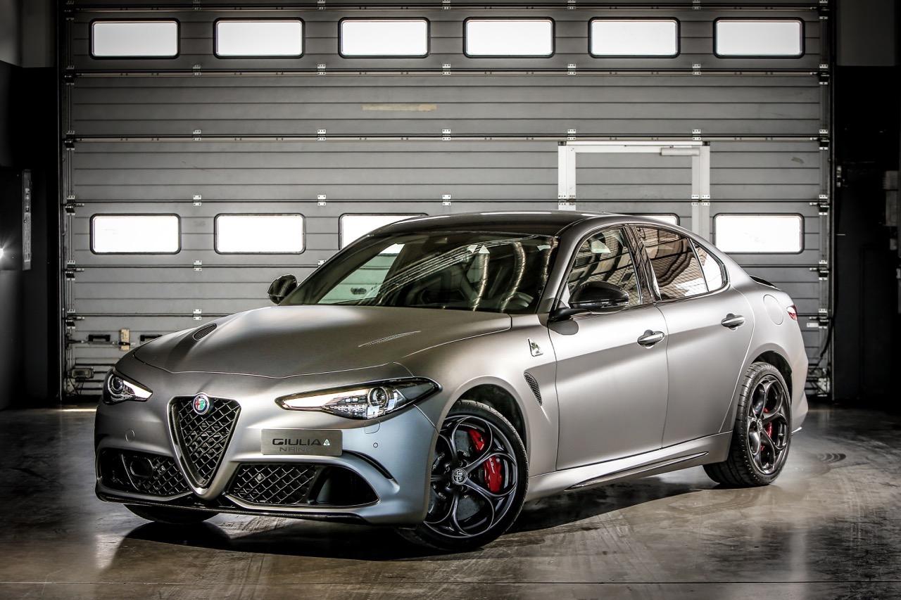 Alfa Romeo Stelvio E Giulia Nring Foto Ufficiali 2 10