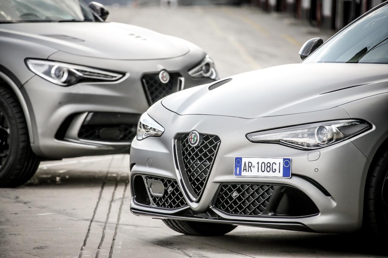 Alfa Romeo Stelvio E Giulia Nring Foto Ufficiali 8 10