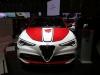 Alfa Romeo Stelvio Racing - Salone di Ginevra 2019