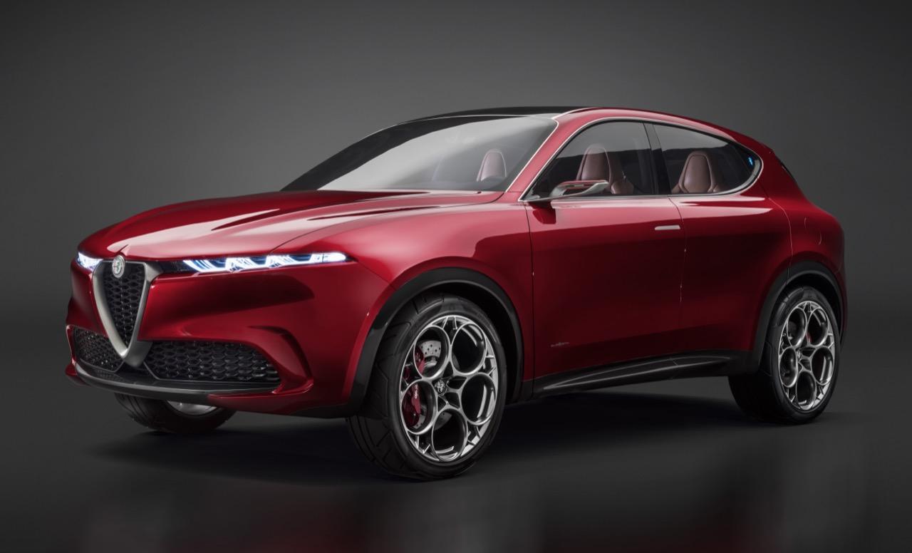 Alfa Romeo Tonale concept - Car Design Award 2019