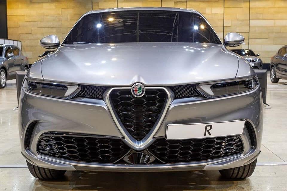 Alfa Romeo Tonale - Foto leaked