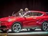 Alfa Romeo Tonale - Foto Spia Salone di Ginevra 2019