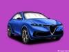 Alfa Romeo Tonale - Render Max Robino