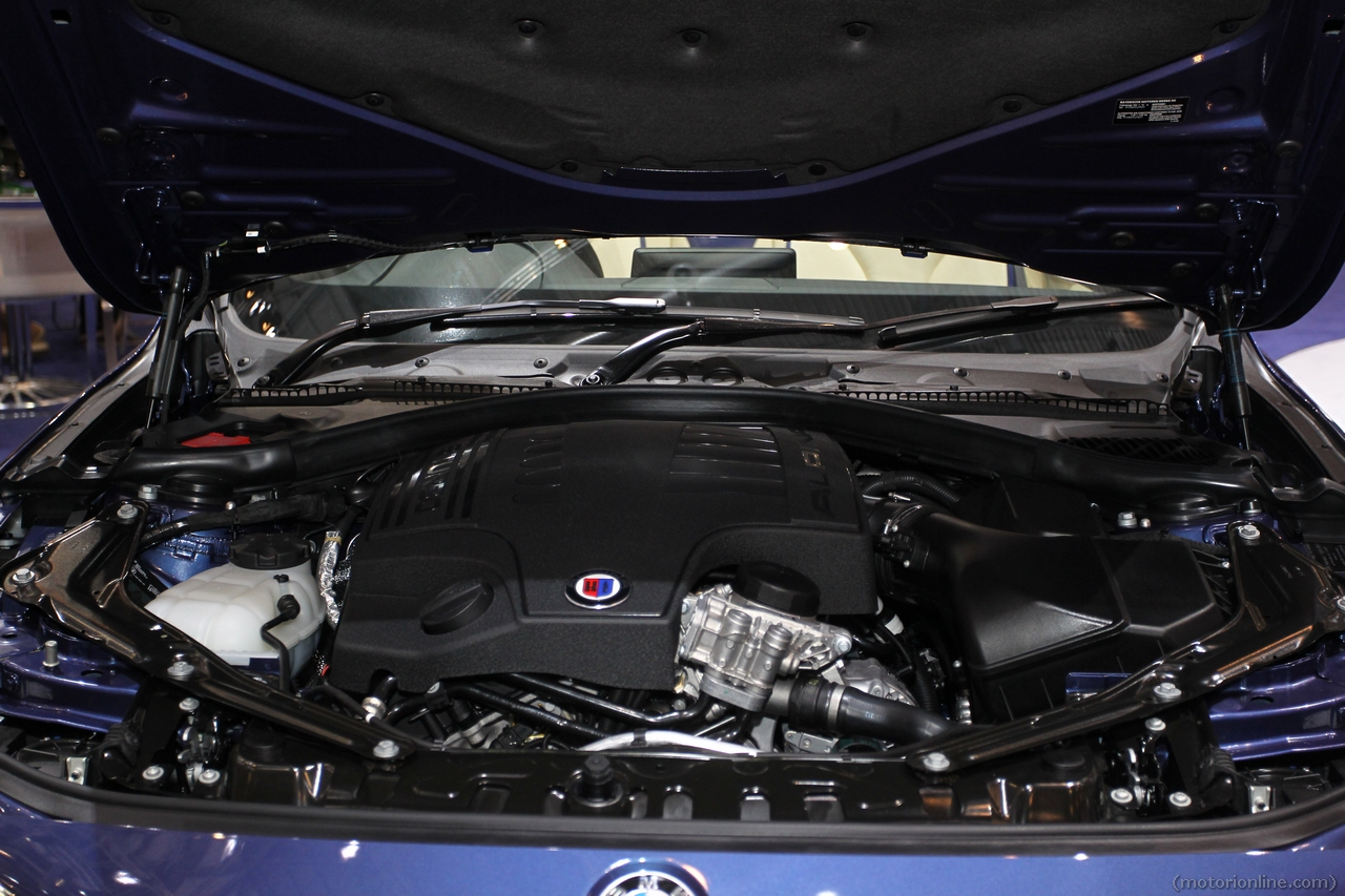 Alpina B4 Bi Turbo - Salone di Ginevra 2014