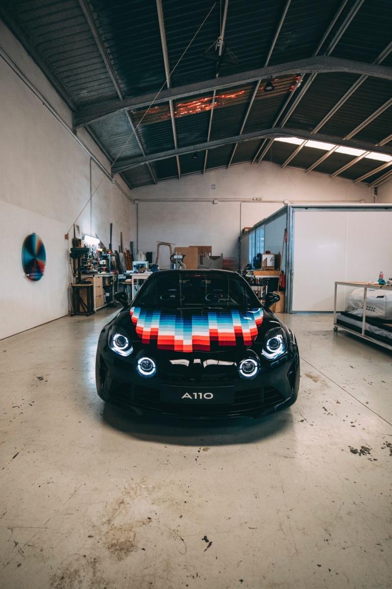 Alpine A110 Felipe Pantone