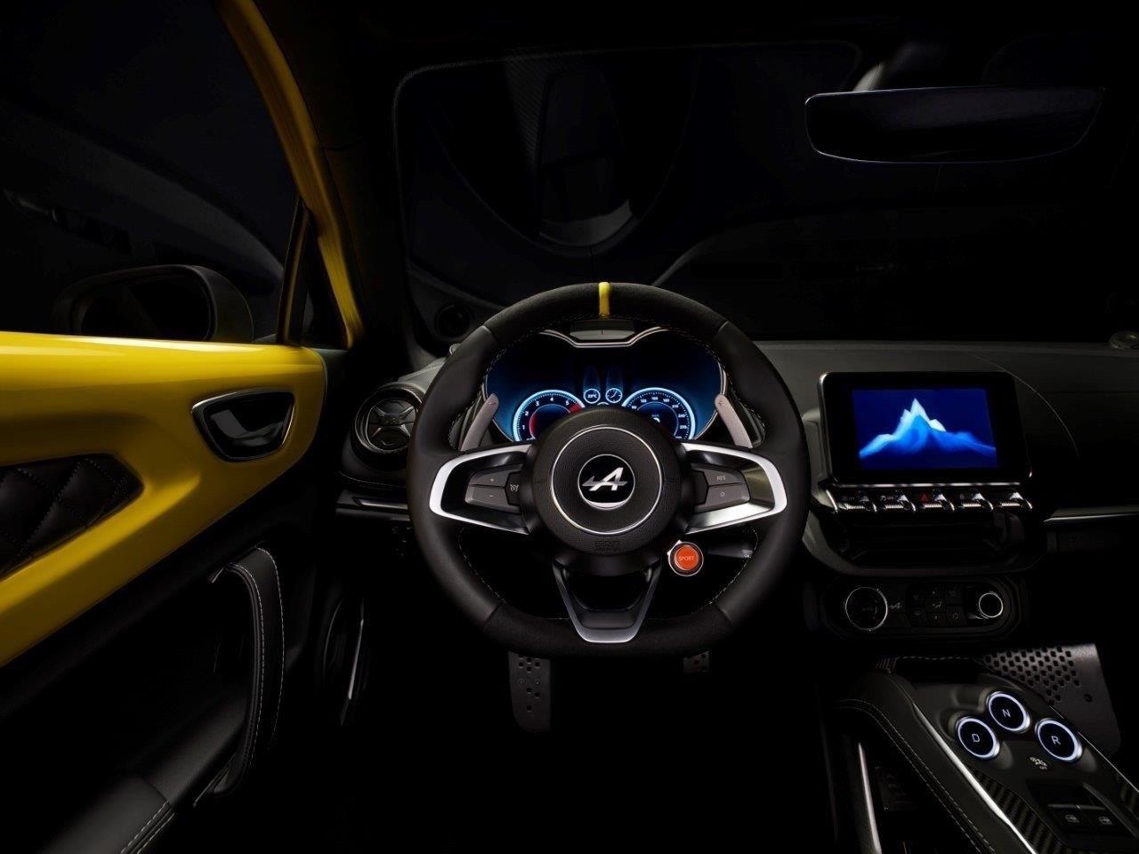 Alpine A110 Legende GT e Color Edition
