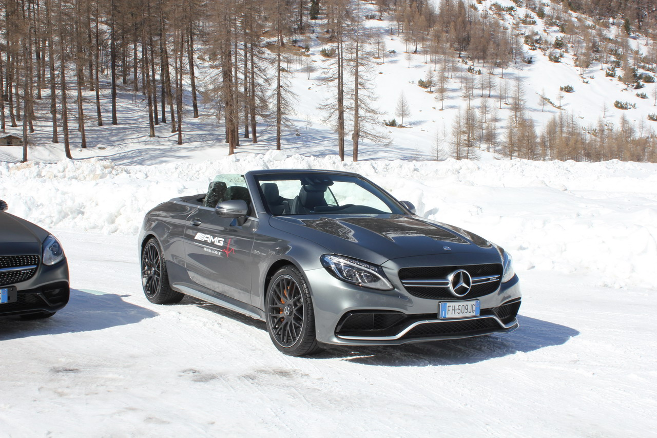 AMG Driving Academy - Livigno
