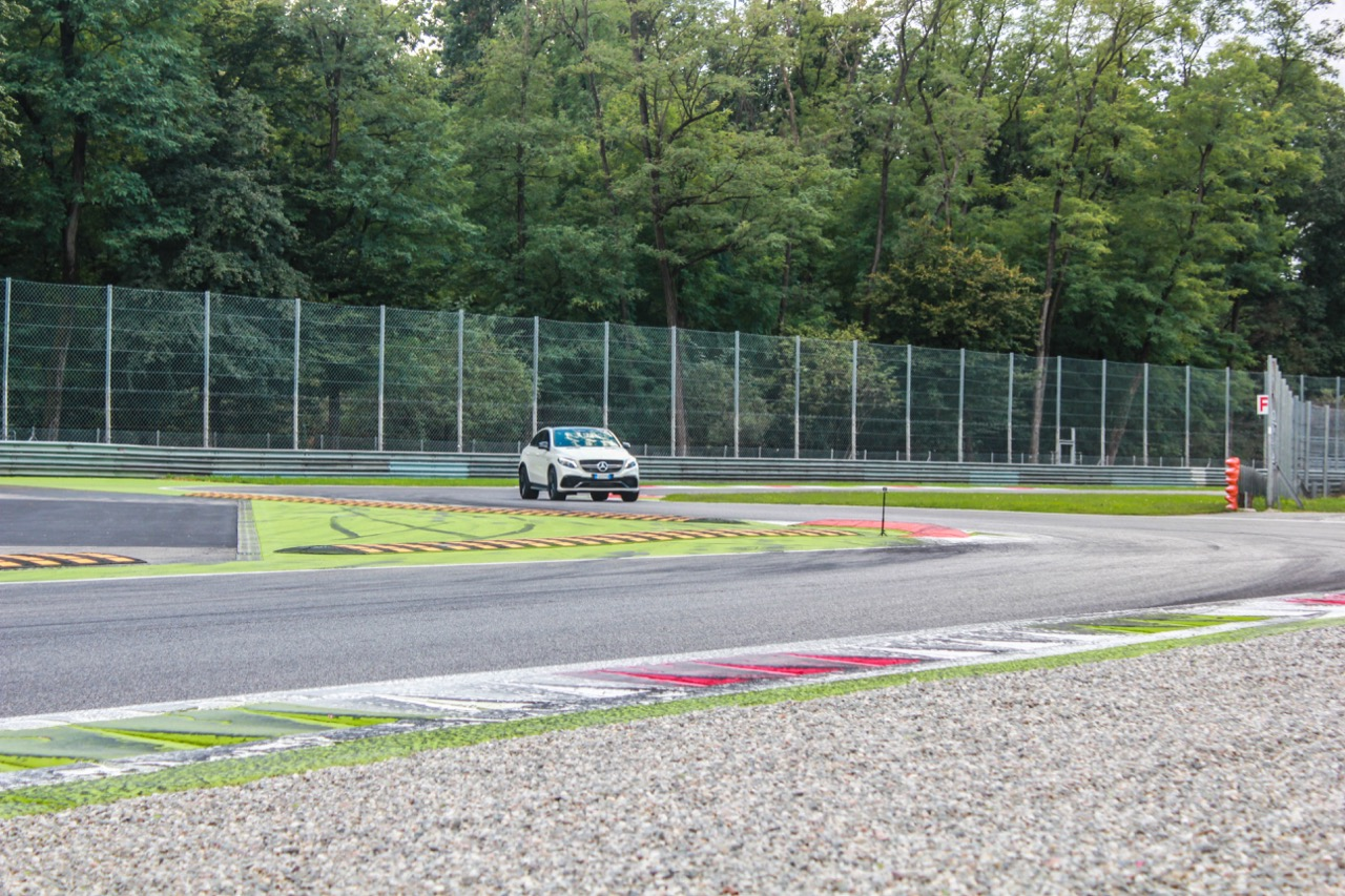 AMG Track Day