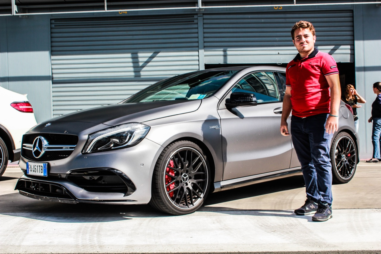 AMG Track Day