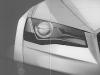 Anteprima Audi A8