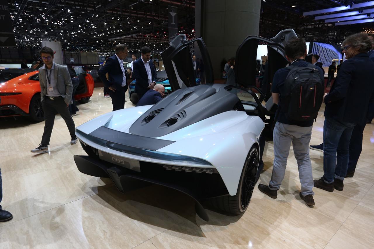 Aston Martin AM-RB 003 - Salone di Ginevra 2019