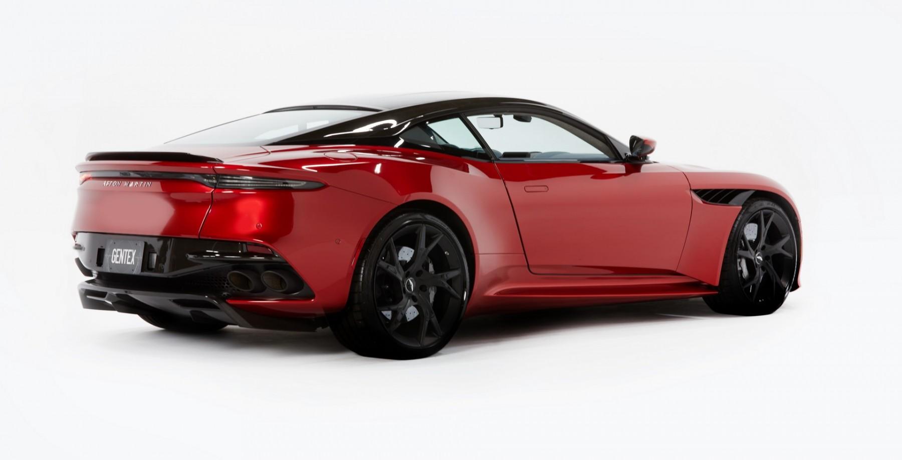 Aston Martin - CES 2020