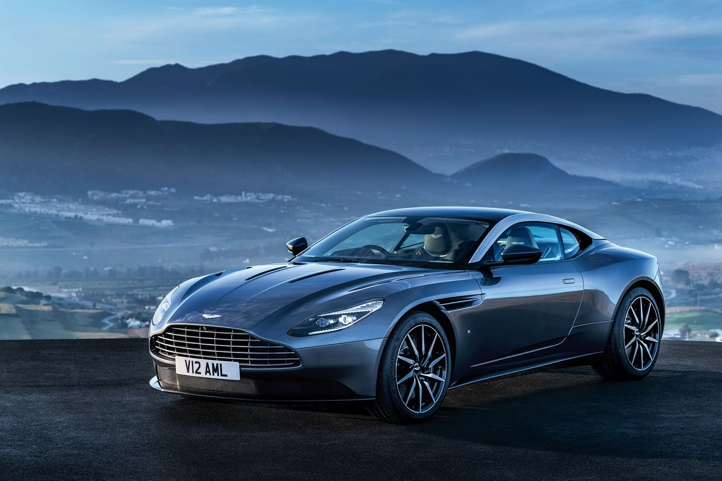 2017 Aston Martin DB11 First Drive Review - MotorTrend