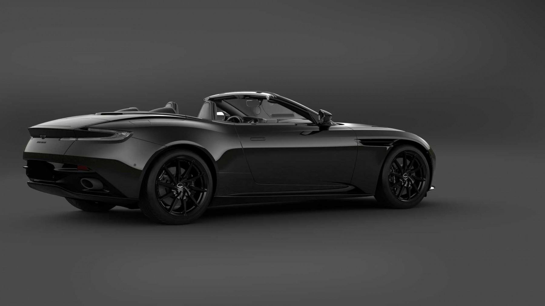 Aston Martin DB11 Shadow Edition