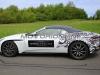 Aston Martin DB11 Volante foto spia 17 maggio 2017