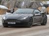Aston Martin DB11 Volante foto spia 20 Febbraio 2017