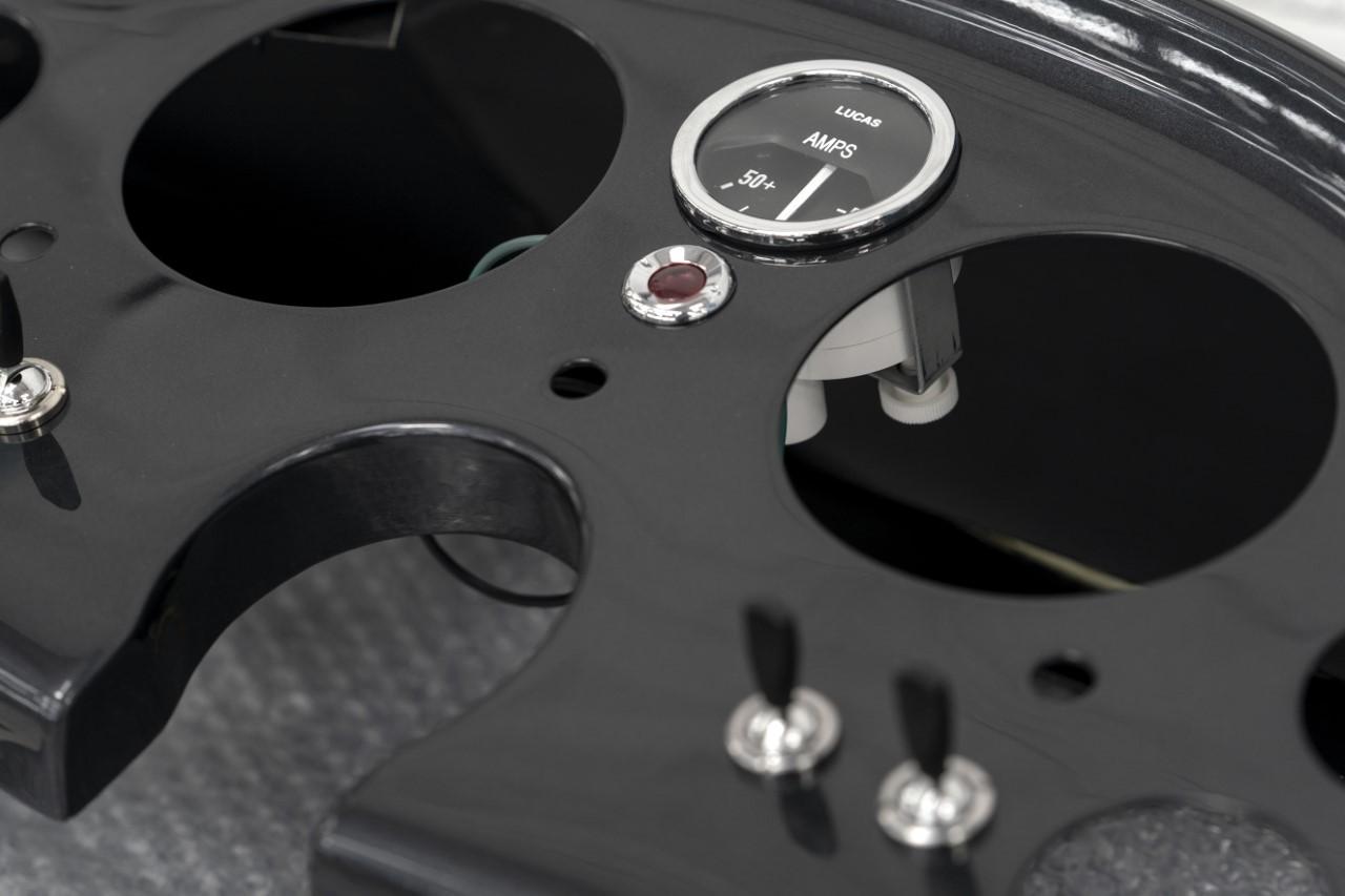 Aston Martin DB5 Goldfinger Continuation - Produzione