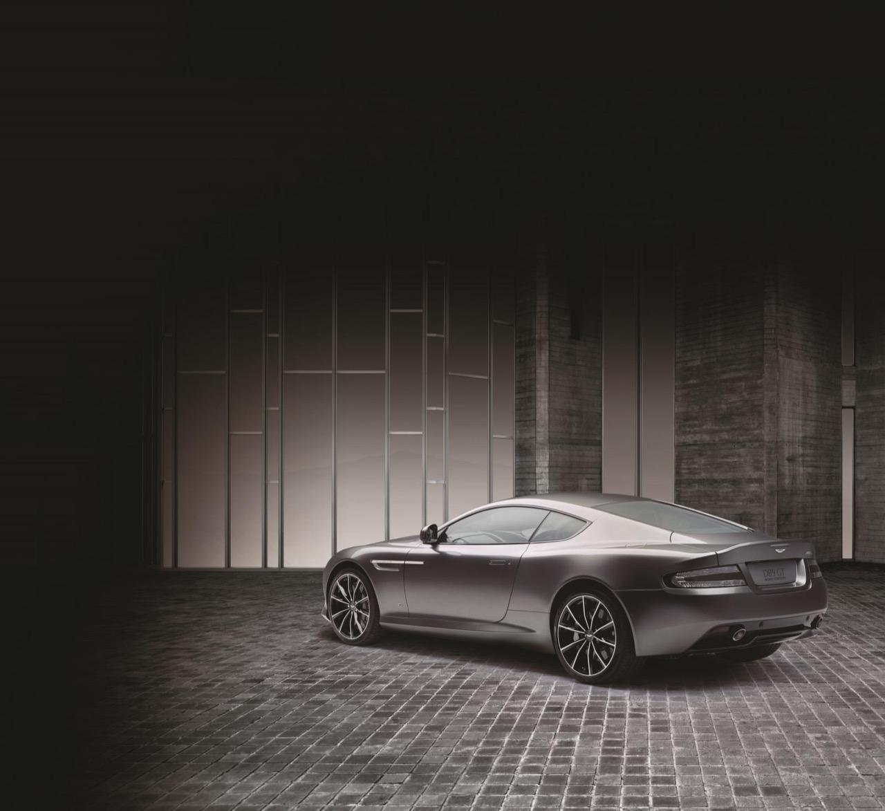 Aston Martin DB9 GT Bond Edition e accessori