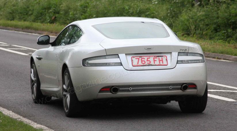 Aston Martin DB9 MY2011