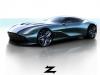 Aston Martin DBS GT Zagato - Teaser