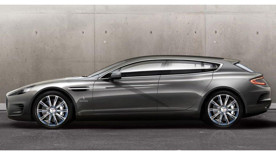 Aston Martin Rapide Bertone Foto 2 Di 4