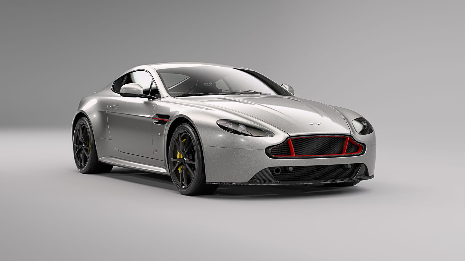 Aston Martin V8 e V12 Vantage S - Red Bull Racing Edition
