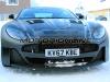 Aston Martin Vanquish MY 2019 foto spia 14 dicembre 2017
