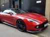 Aston Martin Vanquish Zagato Volante in strada