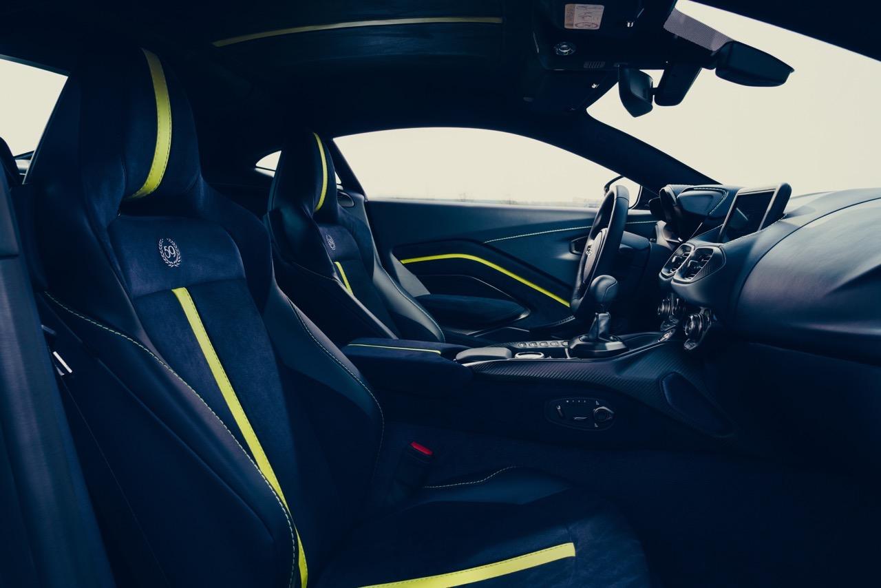 Aston Martin Vantage AMR - Foto ufficiali