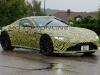 Aston Martin Vantage foto spia 5 Settembre 2017